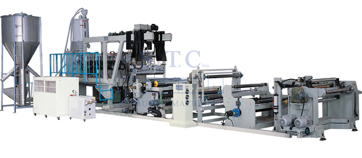 163 PP Film Extrusion Line