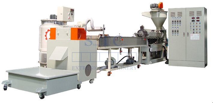 P231 Pelletizer Extrusion Line