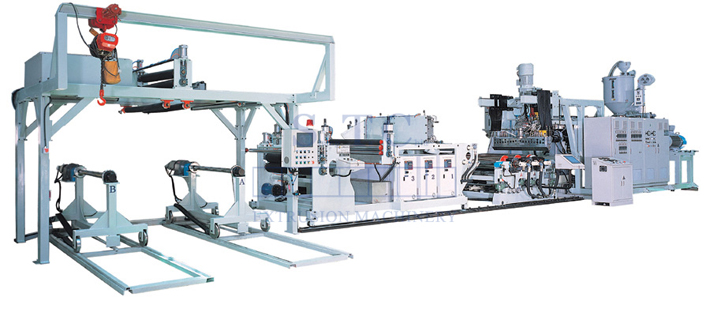 277 PET Sheet Extrusion Line