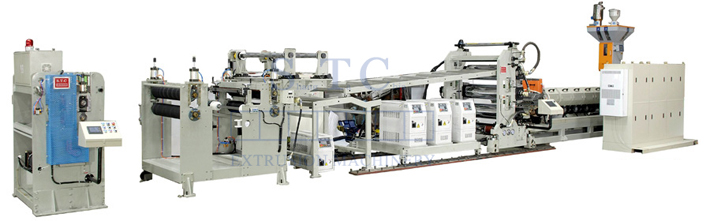 335 HDPE Sheet Extrusion Line
