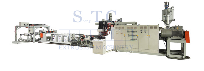 361 PP/PS Sheet Extrusion Line