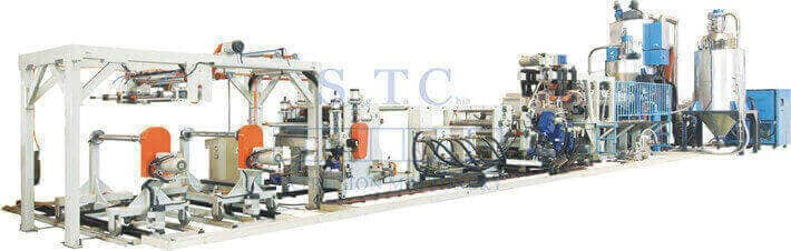 373 PET Sheet Extrusion Line