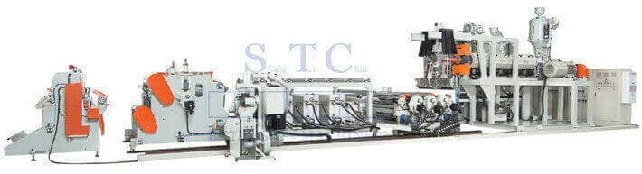 382 PP Sheet Co-Extrusion Line