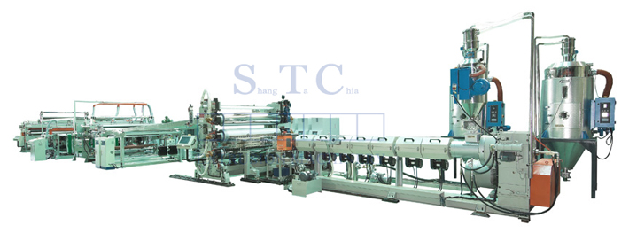 391 ABS/PS Sheet Extrusion Line