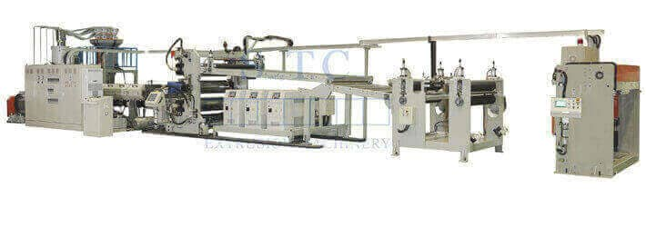 505 PP/PE Sheet Extrusion Line