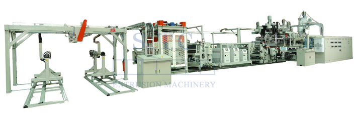 507 PP/PS Sheet Co-Extrusion line