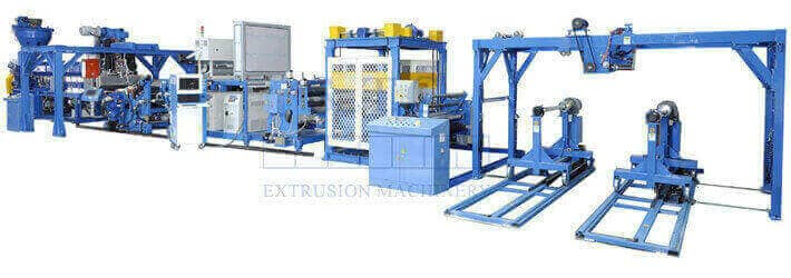 515 PP Sheet Extrusion line