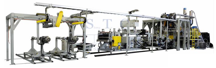 556 PET Sheet Twin Screw Extrusion Line (Twin Screw)